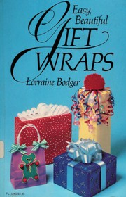 Cover of: Gift wraps