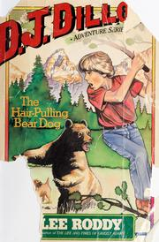 Cover of: The hair-pulling bear dog