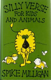 Cover of: Silly verse for kids and animals