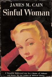 Cover of: Sinful woman