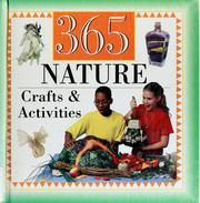 Cover of: 365 nature crafts & activities