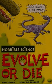 Cover of: Evolve or die