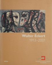 Cover of: Walter Eckert