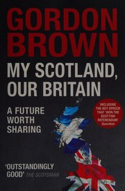 Cover of: My Scotland, our Britain