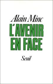 Cover of: L' Avenir en face