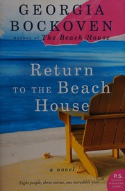 Cover of: Return to the beach house