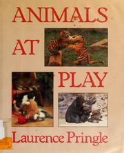 Cover of: Animals at play