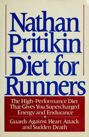 Cover of: Diet for runners