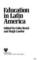 Cover of: Education in Latin America