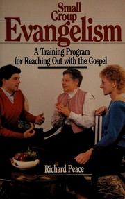 Cover of: Small Group Evangelism