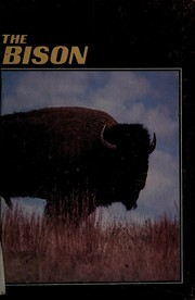 Cover of: The bison