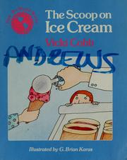 Cover of: The scoop on ice cream
