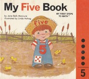 Cover of: My five book