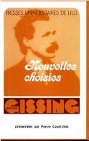 Cover of: Nouvelles choisies
