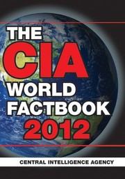Cover of: CIA World Factbook 2012
