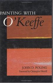 Cover of: Painting with O'Keeffe