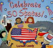 Cover of: Celebrate the 50 states
