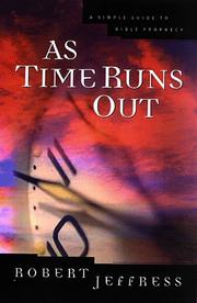 Cover of: As time runs out