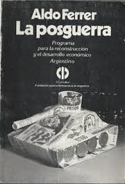 Cover of: La posguerra