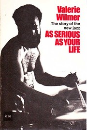 Cover of: As serious as your life