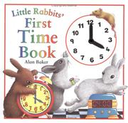 Cover of: Little Rabbit's first time book