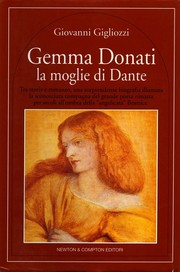 Cover of: Gemma Donati