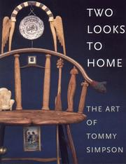 Cover of: Two looks to home