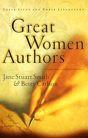 Cover of: Great women authors