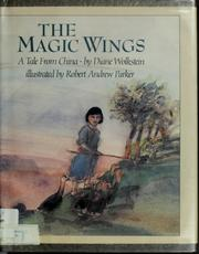 Cover of: The Magic Wings