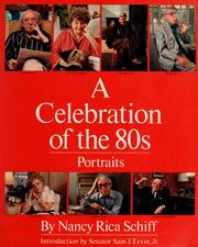 Cover of: A celebration of the 80s