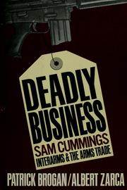 Cover of: Deadly business