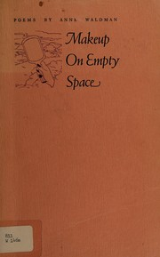 Cover of: Makeup on empty space