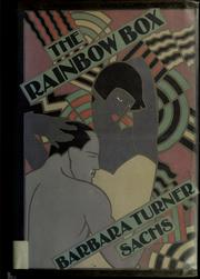 Cover of: The rainbow box