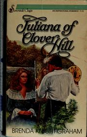 Cover of: Juliana of Clover Hill