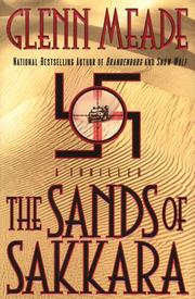 Cover of: The sands of Sakkara
