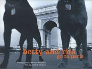 Cover of: Betty and Rita go to Paris