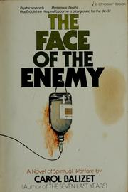 Cover of: The Face of the Enemy