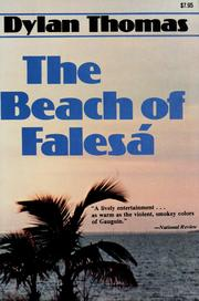 Cover of: The beach of Falesá
