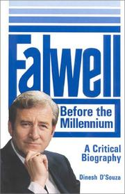 Cover of: Falwell, before the millennium: a critical biography