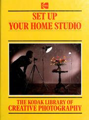 Cover of: Set up your home studio