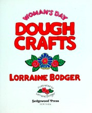 Cover of: Woman's day dough crafts