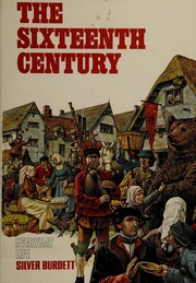 Cover of: The sixteenth century