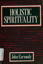 Cover of: Holistic spirituality