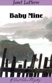 Cover of: Baby mine: a Meg Halloran and Vince Gutierrez mystery