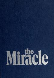 Cover of: The miracle