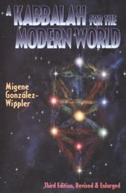 Cover of: A Kabbalah for the modern world