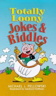 Cover of: Totally loony jokes & riddles