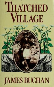 Cover of: Thatched village