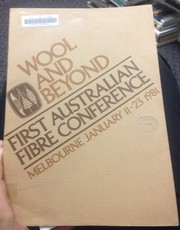 Cover of: Wool and beyond