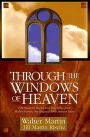 Cover of: Through the windows of heaven